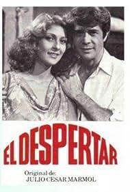 Eduardo Serrano and Hilda Carrero in El despertar (1981)