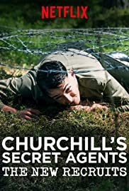 Churchill's Secret Agents: The New Recruits Poster