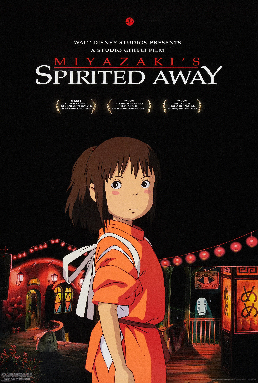 Spirited Away 2001 Imdb
