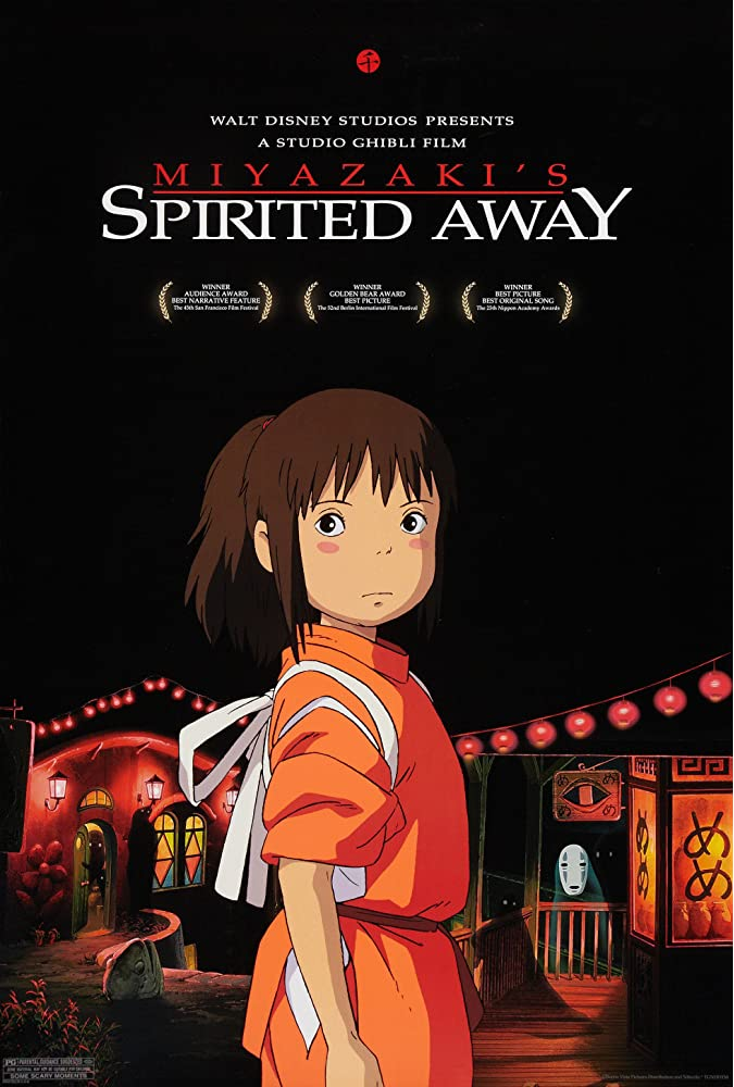 Spirited Away(2001)