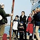 Stefan Pagels Andersen, Wencke Barfoed, Peter Gantzler, Neel Rønholt, Fritz Bjerre Donatzsky-Hansen, and Mikkel Sundøe in Min søsters børn i sneen (2002)