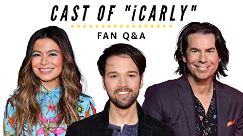 """""""iCarly"""" Cast Reveals Their Craziest Fan Encounters"""