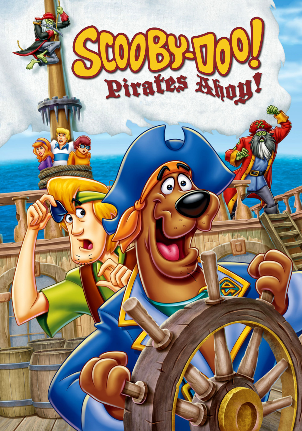 Scooby-Doo! Pirates Ahoy! English (Eng Subs) x264 Bluray 480p [228.19 MB] | 720p [2.63 GB] mkv