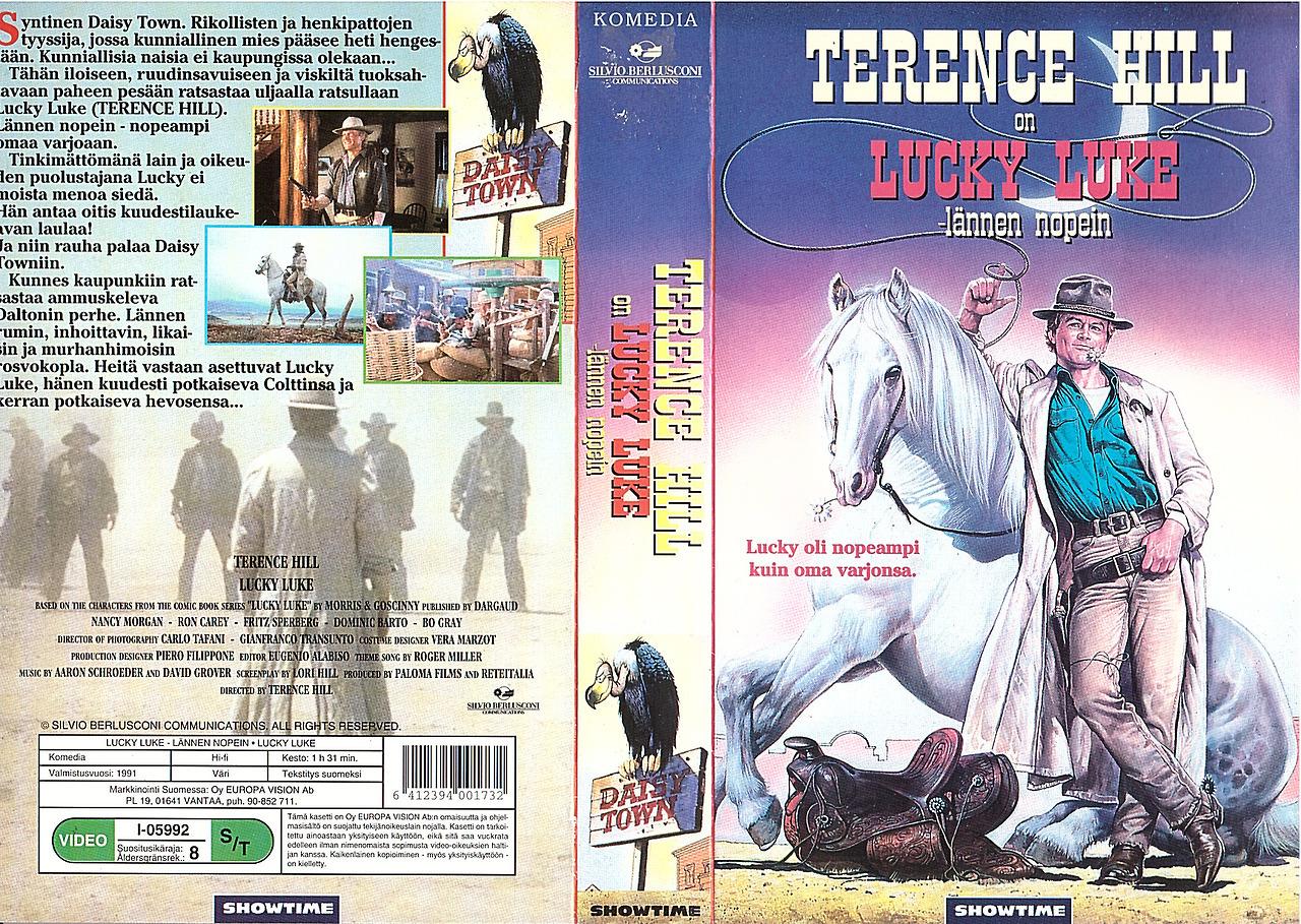 lucky luke 1991 series