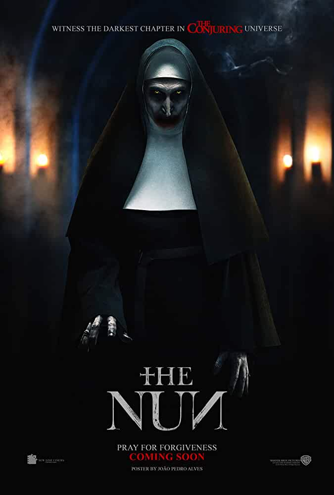 The Nun 2018 Web-DL 480p 720p 1080p Direct Link