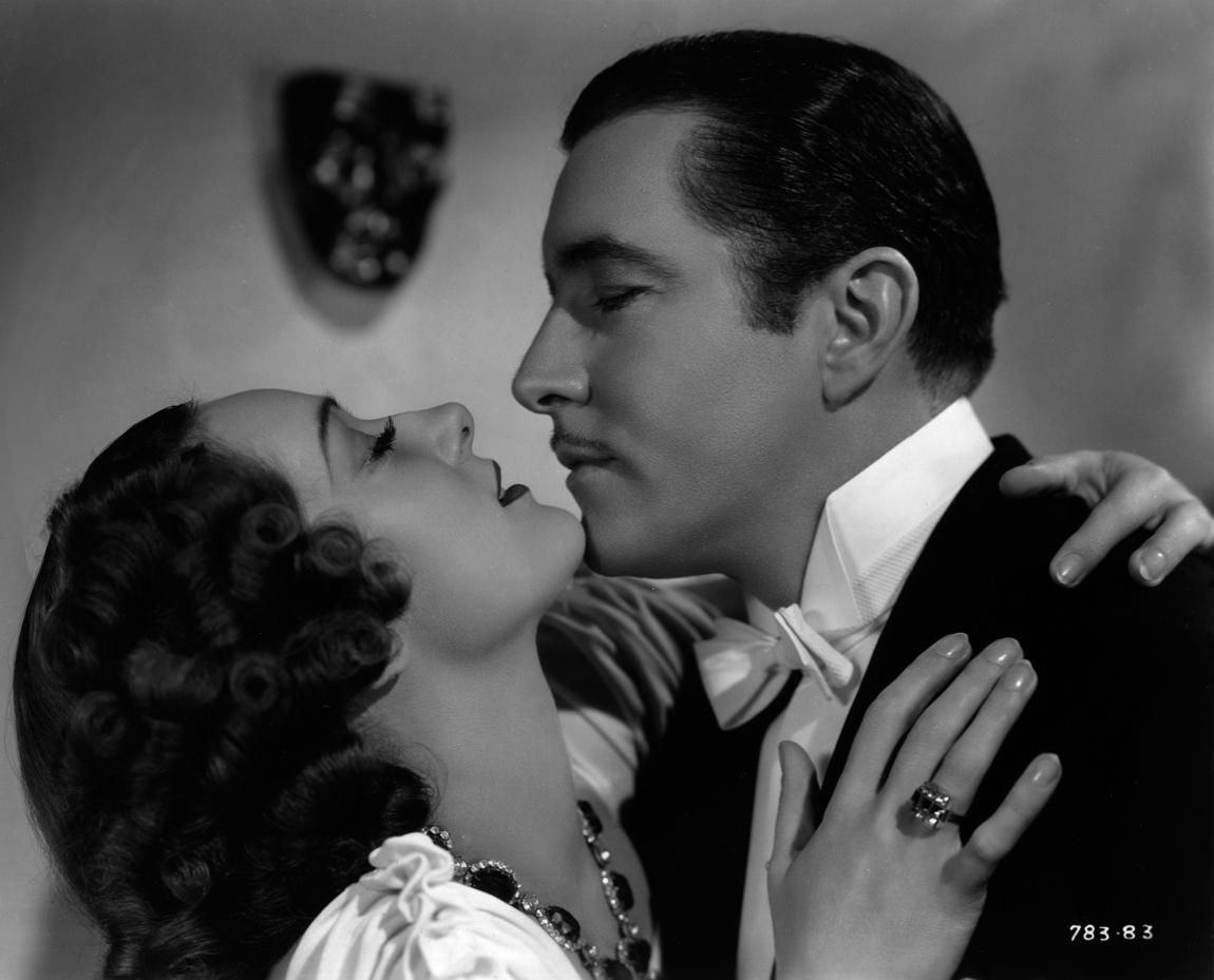 Tala Birell and John Boles in As Good as Married (1937)