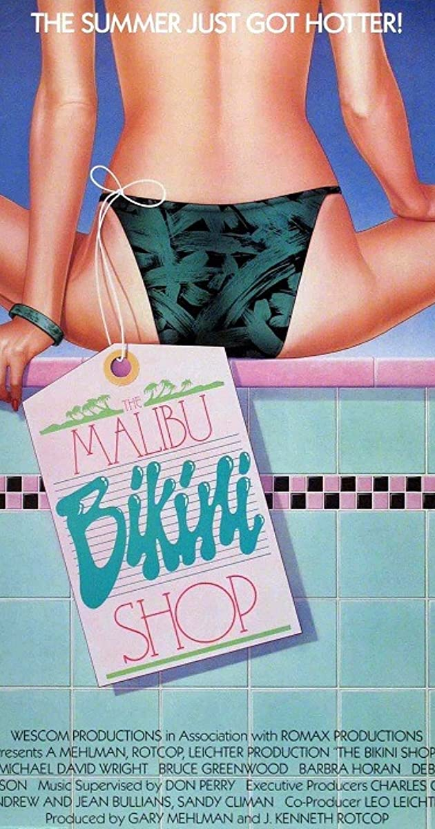 d99e7011660b The Malibu Bikini Shop (1986) - IMDb
