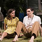 Jenna Coleman and Colin Morgan in National Theatre Live: All My Sons (2019)