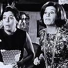 Katerina Gioulaki and Simoni Xynopoulou in To stravoxylo (1969)