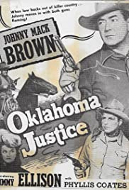 Oklahoma Justice Poster