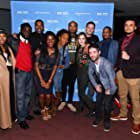 Cast and crew arrive at the DOC NYC screening of the HBO Documentary Film BALTIMORE RISING on November 13, 2017 in New York City.