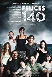 Felices 140 Poster