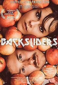 Micah Sudduth and Keylee Koop in Backsliders (2020)