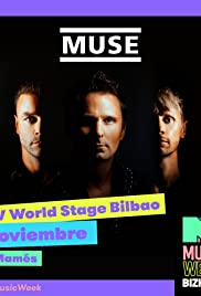 MTV World Stage: Muse Poster