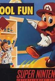 Mario's Early Years! Preschool Fun Poster