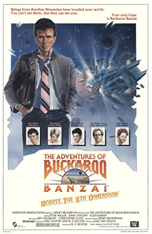 Permalink to Movie The Adventures of Buckaroo Banzai Across the 8th Dimension (1984)