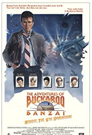 The Adventures of Buckaroo Banzai (1984) 720p