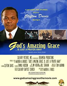 Portable movie watching God's Amazing Grace... Is Just A Prayer Away [pixels]