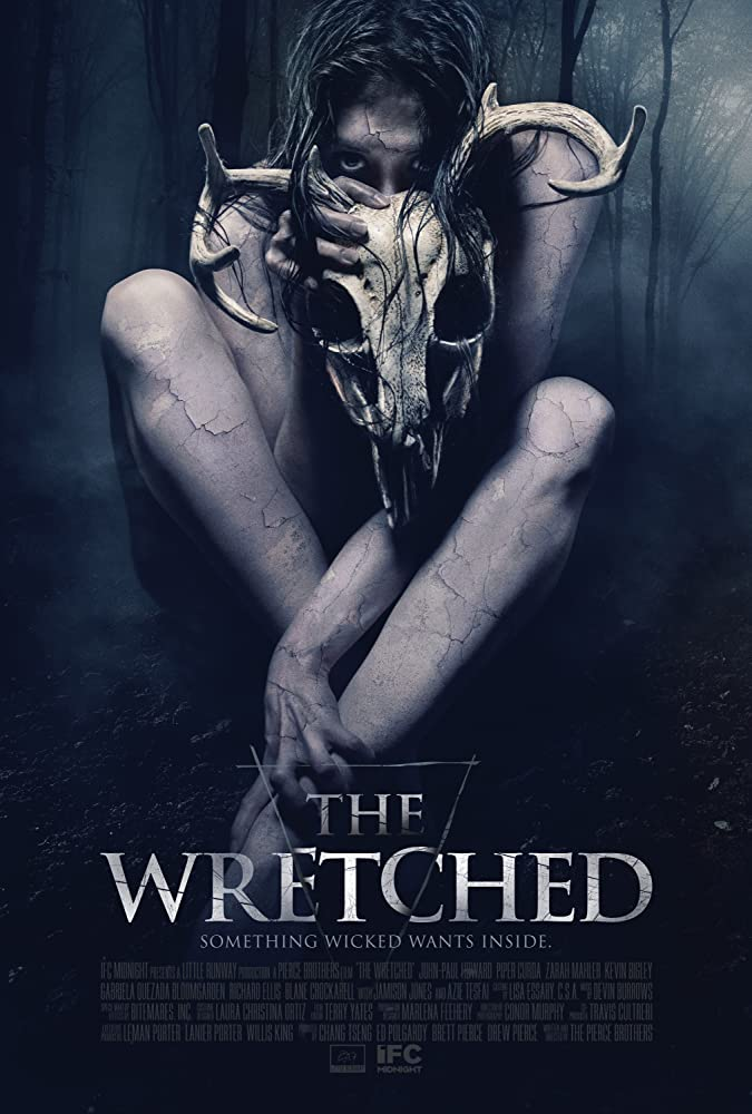 The Wretched 2020 Hindi ORG Dual Audio 350MB BluRay Download