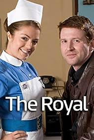 Kari Corbett and Damian O'Hare in The Royal (2003)