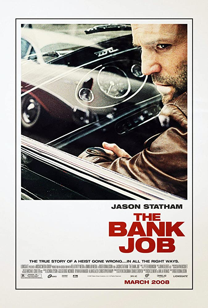 The Bank Job (2008) 1080p BluRay Hindi English DD 5.1 ESubs – LOKiHD – Telly | 4 GB |