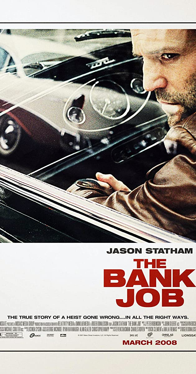 Free Watch Movie The Bank Job (2008)