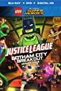 Lego DC Comics Superheroes: Justice League - Gotham City Breakout (2016) Poster
