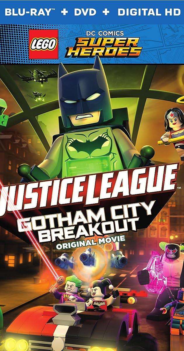 Subtitle of Lego DC Comics Superheroes: Justice League - Gotham City Breakout