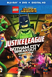 LEGO DC Comics Super Heroes: Justice League - Gotham City Breakout (2016) 1080p