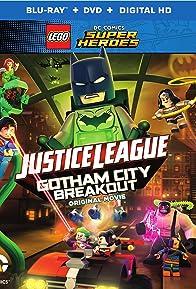 Primary photo for Lego DC Comics Superheroes: Justice League - Gotham City Breakout