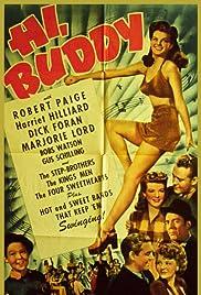 Hi, Buddy Poster