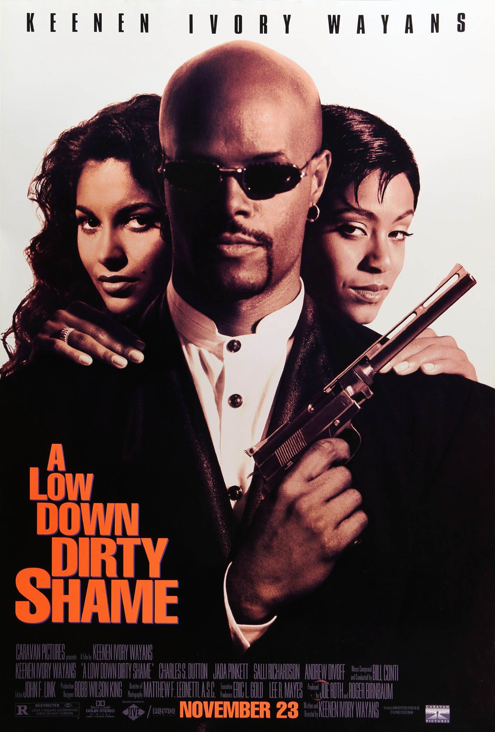 A Low Down Dirty Shame 1994 Imdb