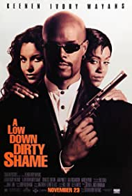 Jada Pinkett Smith, Keenen Ivory Wayans, and Salli Richardson-Whitfield in A Low Down Dirty Shame (1994)