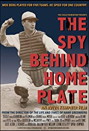 The Spy Behind Home Plate Poster