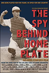 Primary photo for The Spy Behind Home Plate
