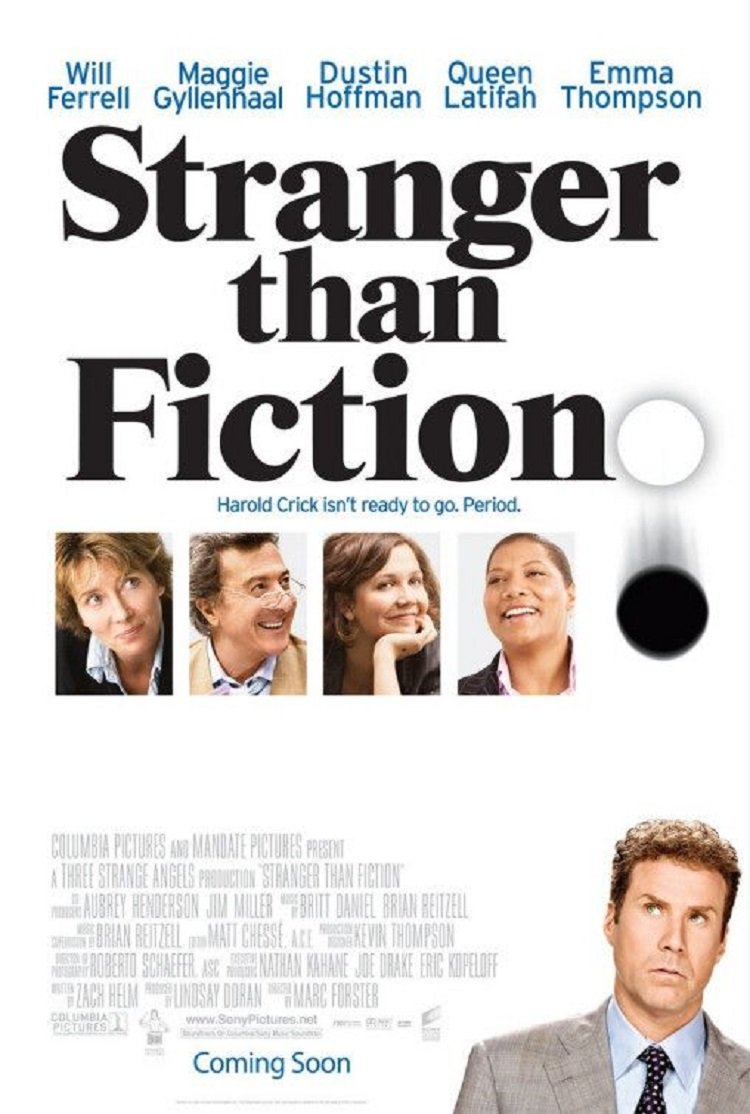 Sukurtas Haroldas / Stranger Than Fiction (2006) Online