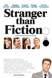 Stranger Than Fiction(2006) Poster - Movie Forum, Cast, Reviews