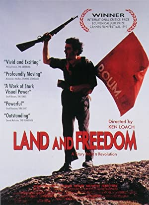 Where to stream Land and Freedom