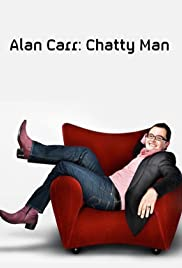 Alan Carr: Chatty Man Poster
