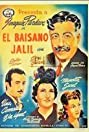 El baisano Jalil (1942) Poster