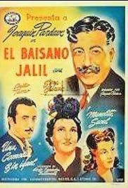 El baisano Jalil Poster