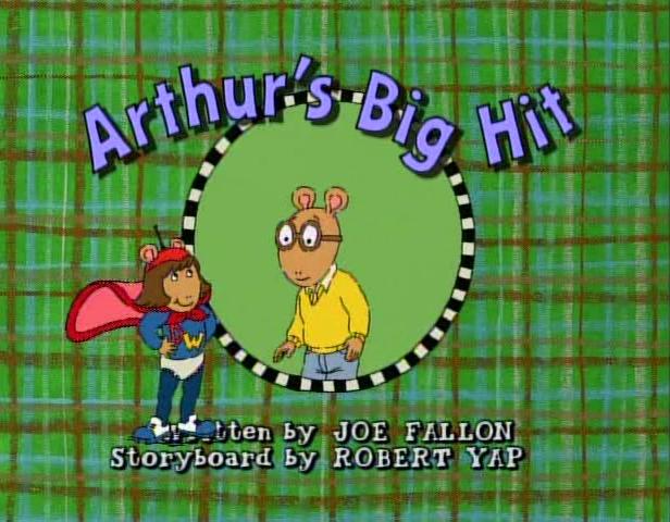 Arthur D W S Library Card Arthur S Big Hit Tv Episode 1999 Photo Gallery Imdb