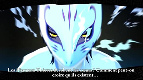 Persona 5: Yusuke Kitagawa (French Subtitled)
