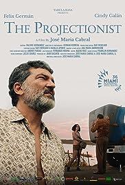 El proyeccionista Poster