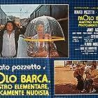 Janet Agren, Pinuccio Ardia, Paola Borboni, Magali Noël, and Renato Pozzetto in Paolo Barca, maestro elementare, praticamente nudista (1975)