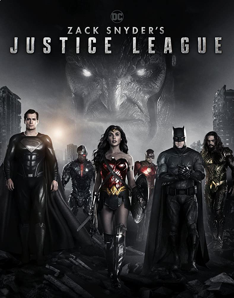 Zack Snyder's Justice League (2021) Hindi Dubbed