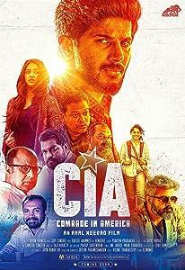 Movies watching websites CIA: Comrade in America [SATRip]