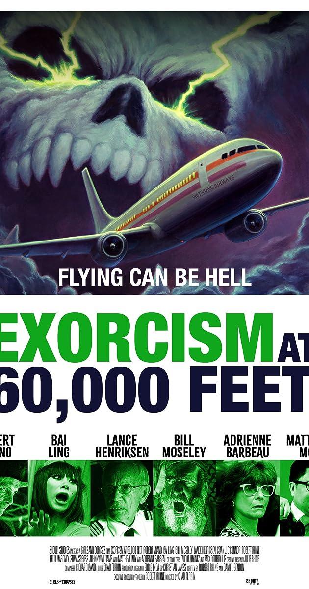 Exorcism at 60,000 Feet (0)