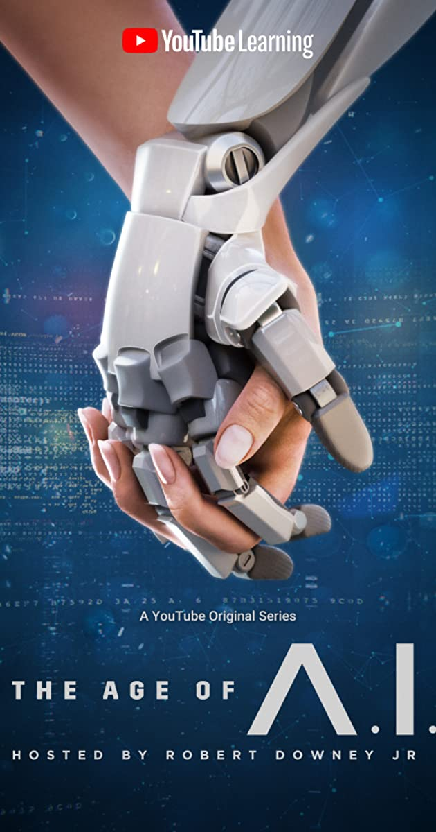 Download The Age of A.I. or watch streaming online complete episodes of  Season1 in HD 720p 1080p using torrent