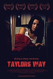 Taylor's Way Poster